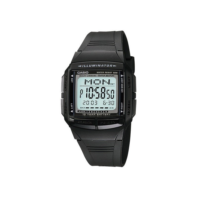 Montre Mixte Casio DB-360G-9A