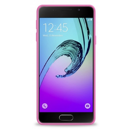 Coque en Silicone pour Samsung A3 / Transparent