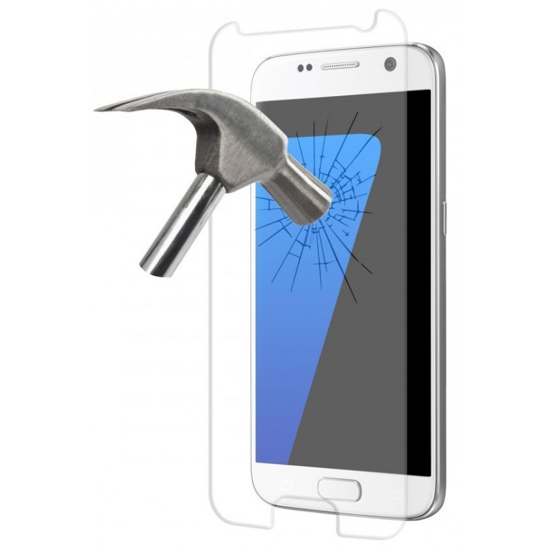 Protection Écran Verre Trempé pour Samsung Galaxy S7