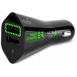 Chargeur Allume Cigare Puro 5V / 3.1A