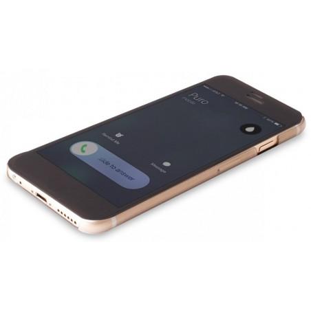 Coque en Silicone pour Samsung Galaxy S6 / Transparent
