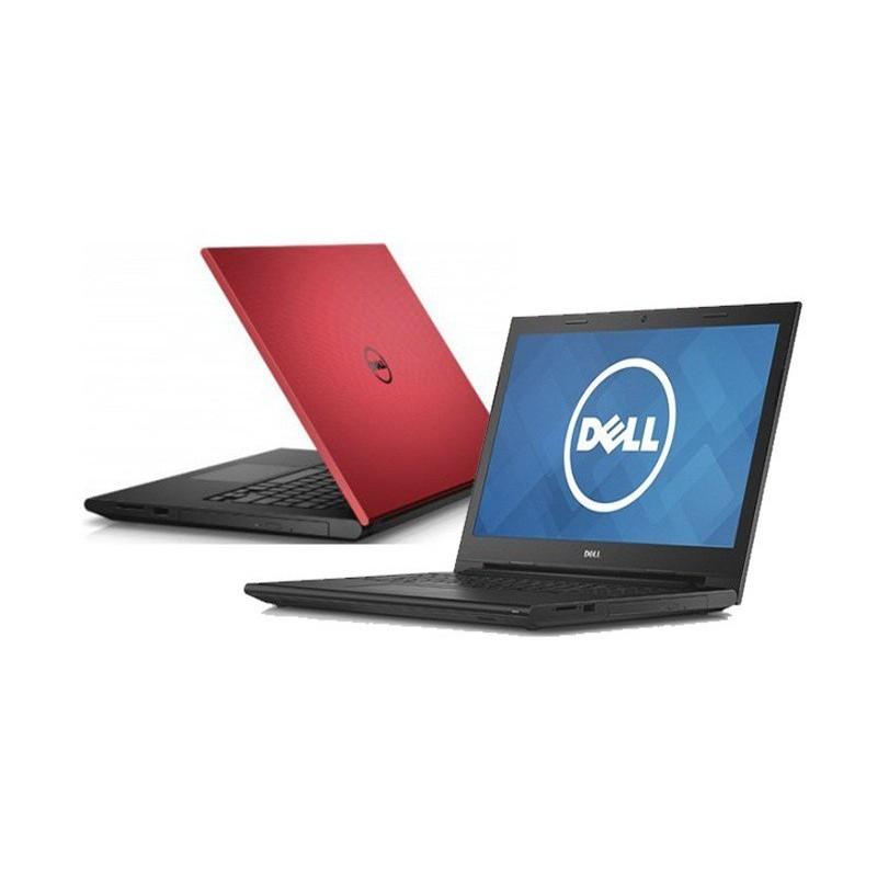 Pc Portable Dell Inspiron 3542 / i3 4é Gén / 4 Go / Rouge