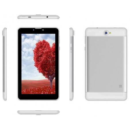 """Tablette Winx MQ756M 7"""" / 8 Go / 3G / Double SIM / Silver"""