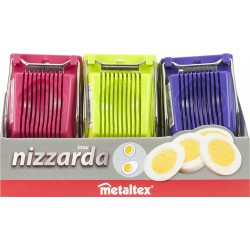 Coupe-oeufs Metaltex Nizzarda