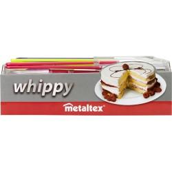 Lot de 2 spatules souples Metaltex Whippy