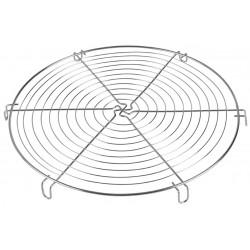 Volette à gâteaux araignée Metaltex 30cm