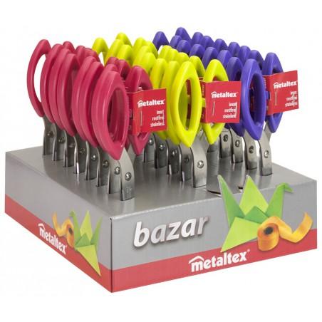 Ciseaux lingère Metaltex Bazar 17cm