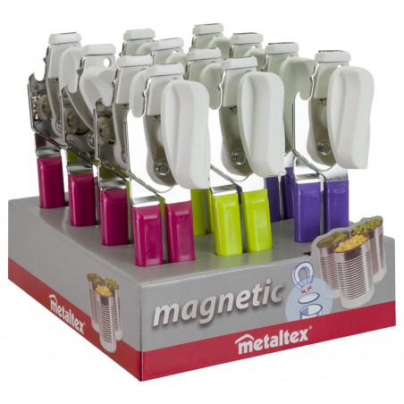 Ouvre-boîte Metaltex Magnetic