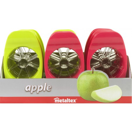 Tranche pommes Metaltex Apple