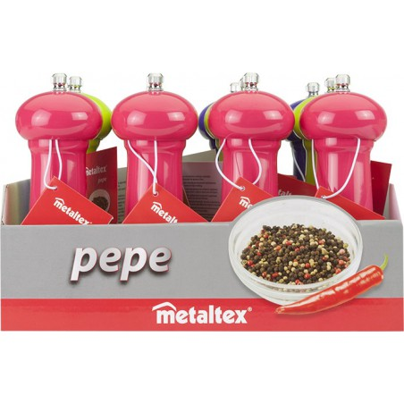 Moulin à poivre Metaltex Pepe