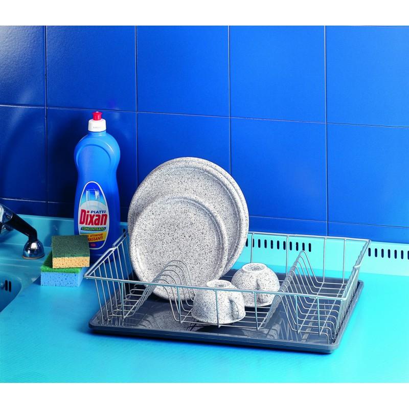 gouttoir vaisselle avec plateau metaltex colonia plus. Black Bedroom Furniture Sets. Home Design Ideas