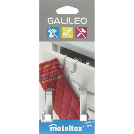 Crochet double Metaltex Galileo