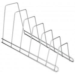 Porte-couvercles à poser Metaltex Cricket