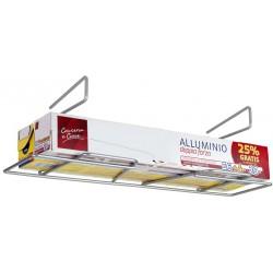 Support porte-rouleau à suspendre Metaltex Wrap