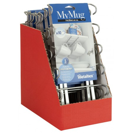 Support porte-tasses Metaltex MyMug