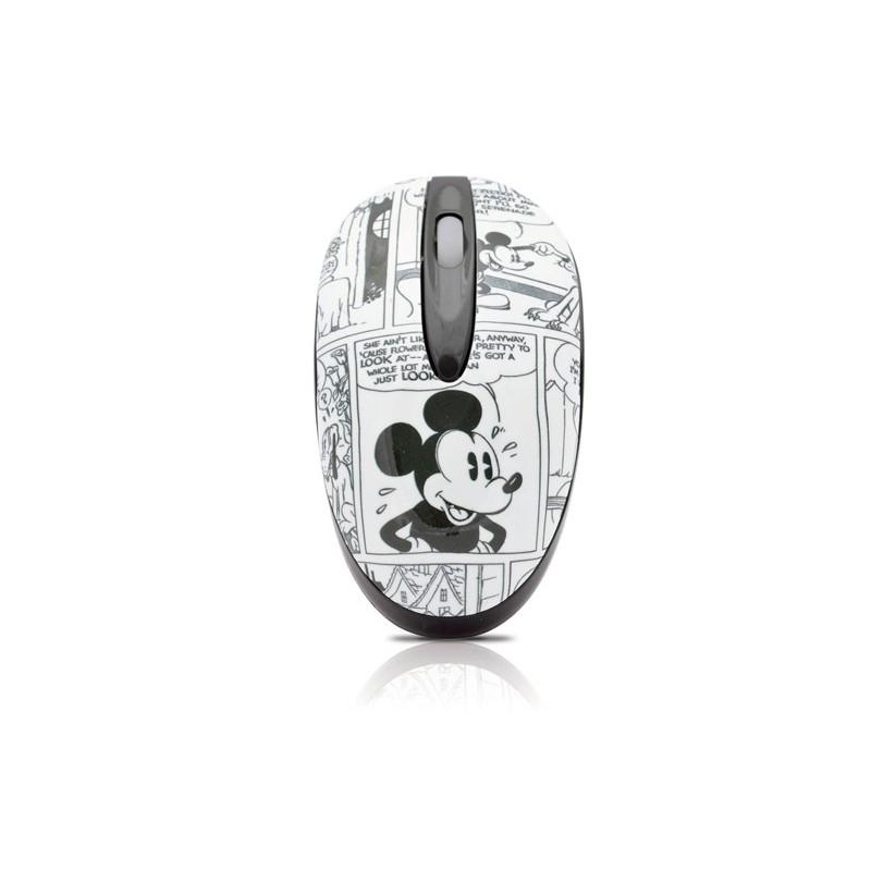Mini souris optique Mikey Comic