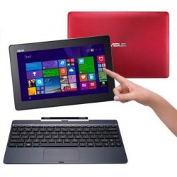 Pc Portable / Tablette Asus Transformer T100TA / Rouge