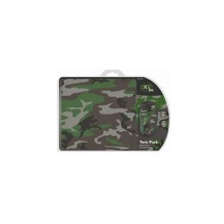 Souris + Tapis Militaire