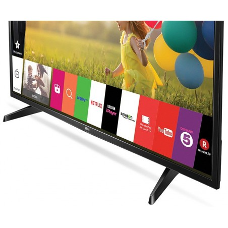 "Téléviseur LG 43"" LED Full HD Smart TV Wifi"