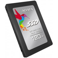 "Disque Dur Adata SSD Premier SP550 / 120 Go / 2.5"" / SATA III"