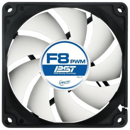 Ventilateur de boîtier Arctic F8 PWM PST CO / 80mm