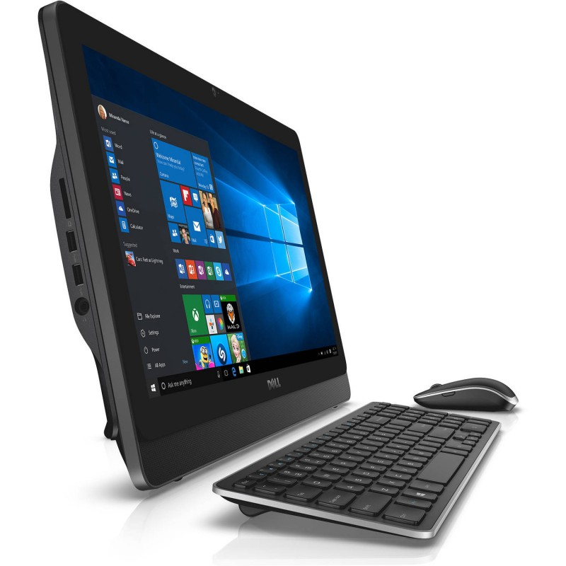 Pc de Bureau All-in-One Tactile Dell Inspiron 3059 / i3 6è Gén / 4Go