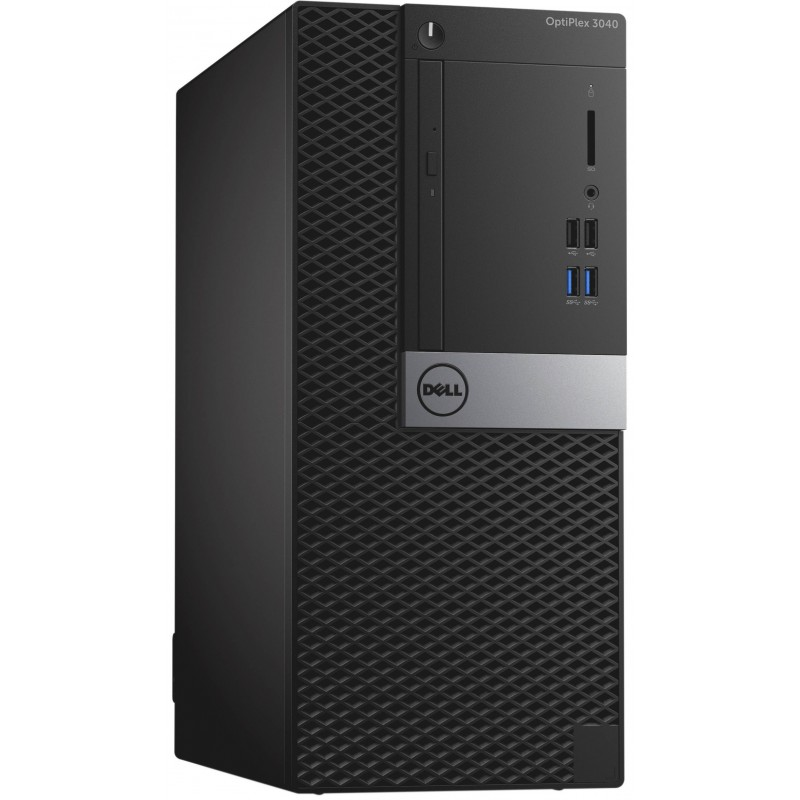 Pc de bureau Dell Optiplex 3040MT / i3 6è Gén / 4Go