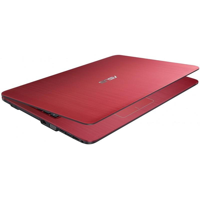pc portable asus x540sa dual core 4 go rouge. Black Bedroom Furniture Sets. Home Design Ideas