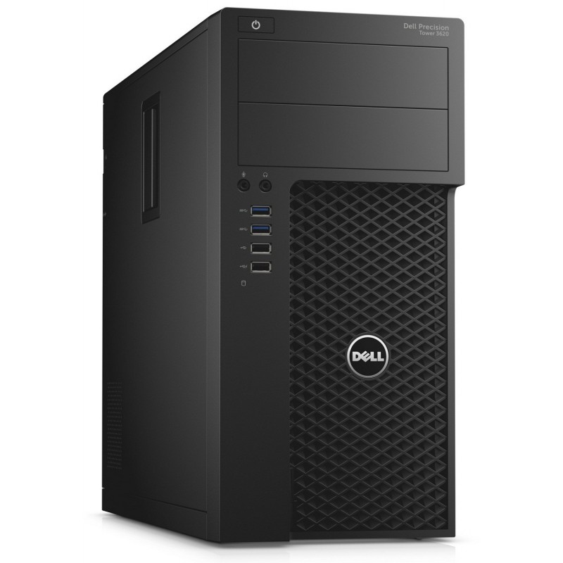 Pc de bureau Station de travail Dell Precision Tour 3620MT / i7 6è Gén / 8Go
