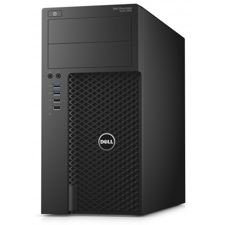 Pc de bureau Station de travail Dell Precision Tour 3620