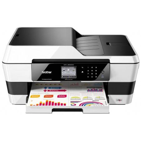 Imprimante Multifonction Jet d'encre Couleur 4en1 Brother MFC-J6520DW / A3 / Wifi