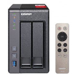 Serveur NAS 2 Baies QNAP TS-251+2G