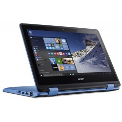 Pc Portable Acer Aspire R 11 / Quad Core / 4 Go / Bleu