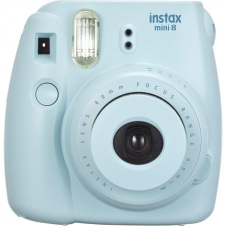 Appareil photo à impression instantanée Fujifilm Instax Mini 8 / Bleu