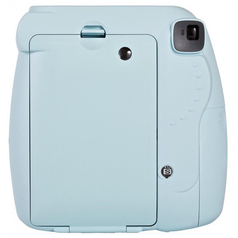 appareil photo impression instantan e fujifilm instax mini 8 bleu. Black Bedroom Furniture Sets. Home Design Ideas
