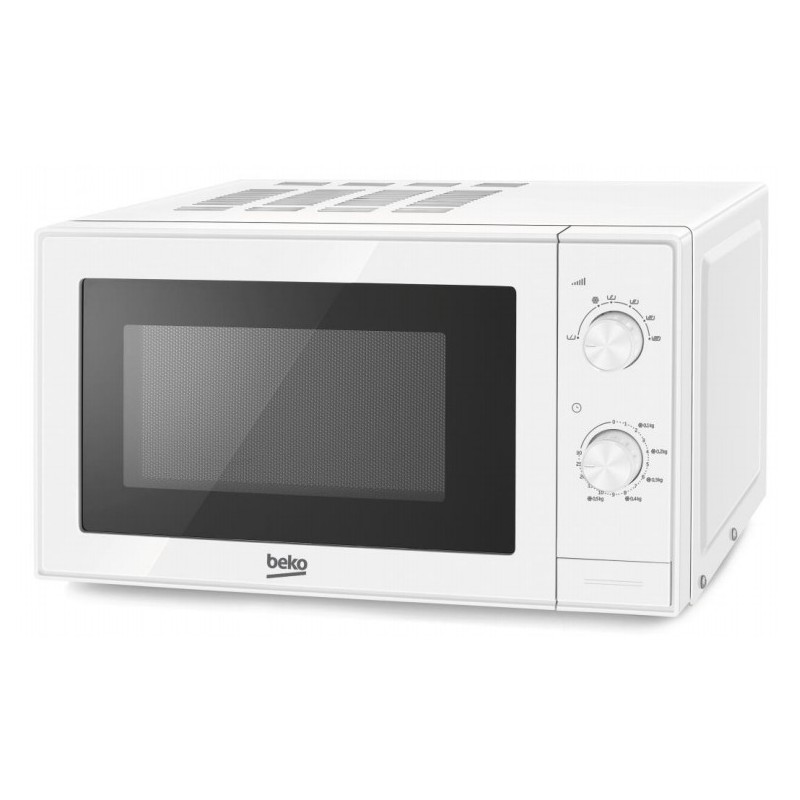 micro ondes beko 20l 700w blanc. Black Bedroom Furniture Sets. Home Design Ideas