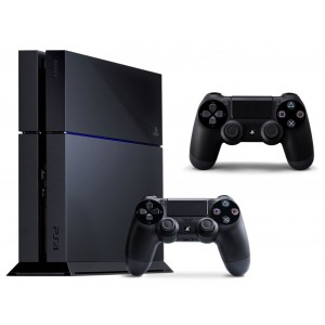 Console Playstation PS4 1 To + 2 Manettes