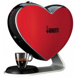 Machine à café à Capsule Cuore / Blanche