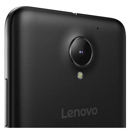 Téléphone Portable Lenovo C2 / Double SIM / 4G / Noir + SIM Offerte
