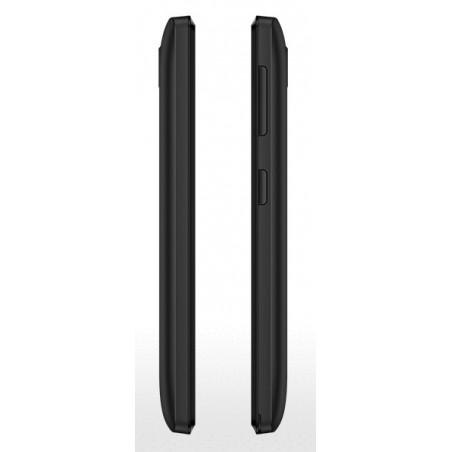 Téléphone Portable Lenovo A1000m / Double SIM / Noir + SIM Offerte