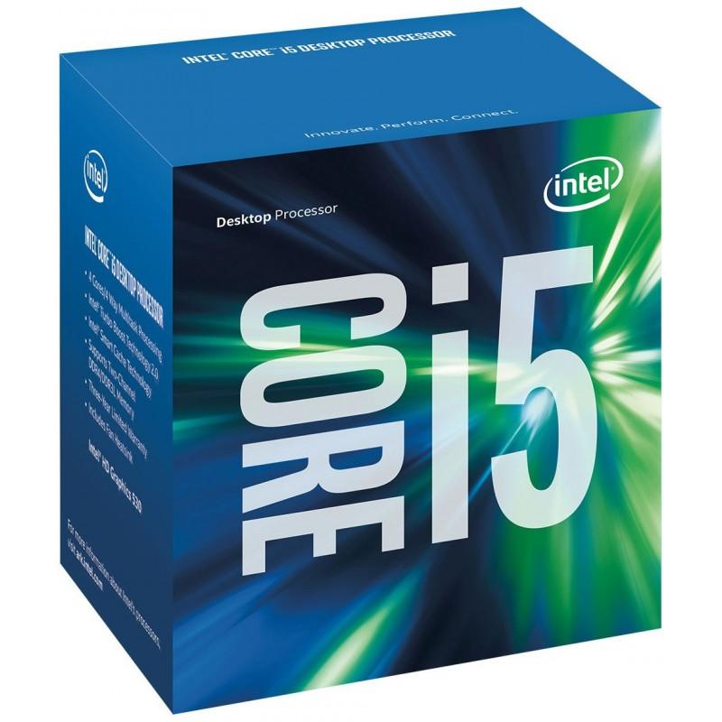 Processeur Intel Core i5-6500 6é Génération