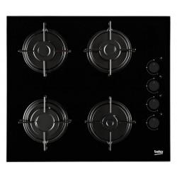 Plaque de cuisson encastrable Beko 4 Feux / Noir