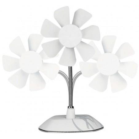 Lampe LED USB avec Petite ventillateur Pour Pc Portable
