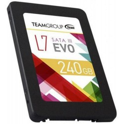 "Disque Dur SSD 2.5"" TeamGroup L3 EVO 240 Go"