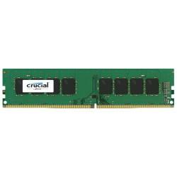 Barrette Mémoire Crucial 16 Go DDR4-2133 UDIMM