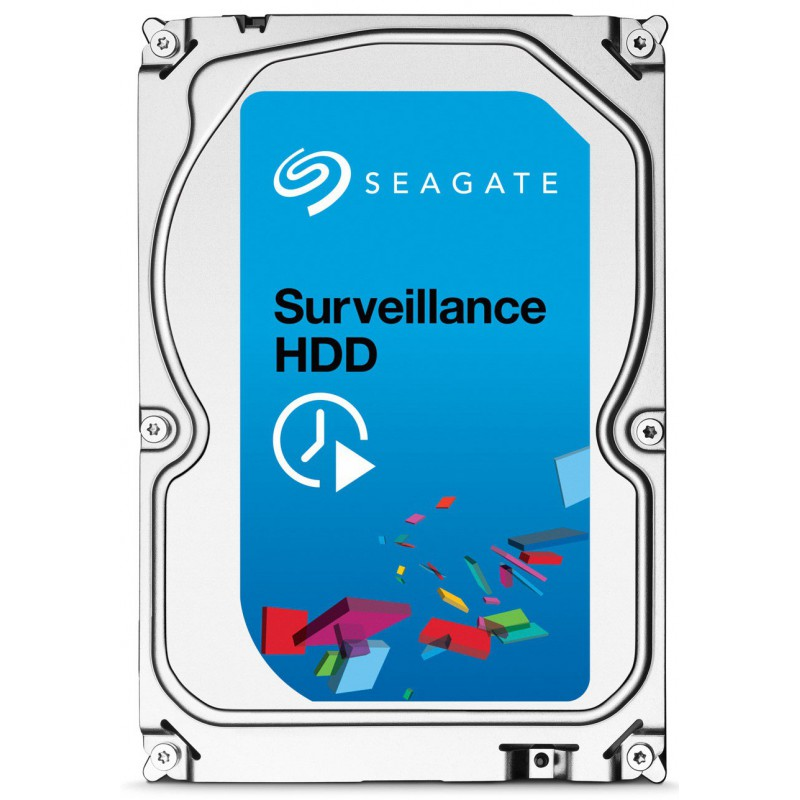 "Disque Dur Interne 3.5"" Seagate Surveillance HDD 5 To"