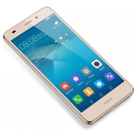 Téléphone Portable Huawei GR5 Mini / 4G / Double SIM / Gold + SIM Offerte