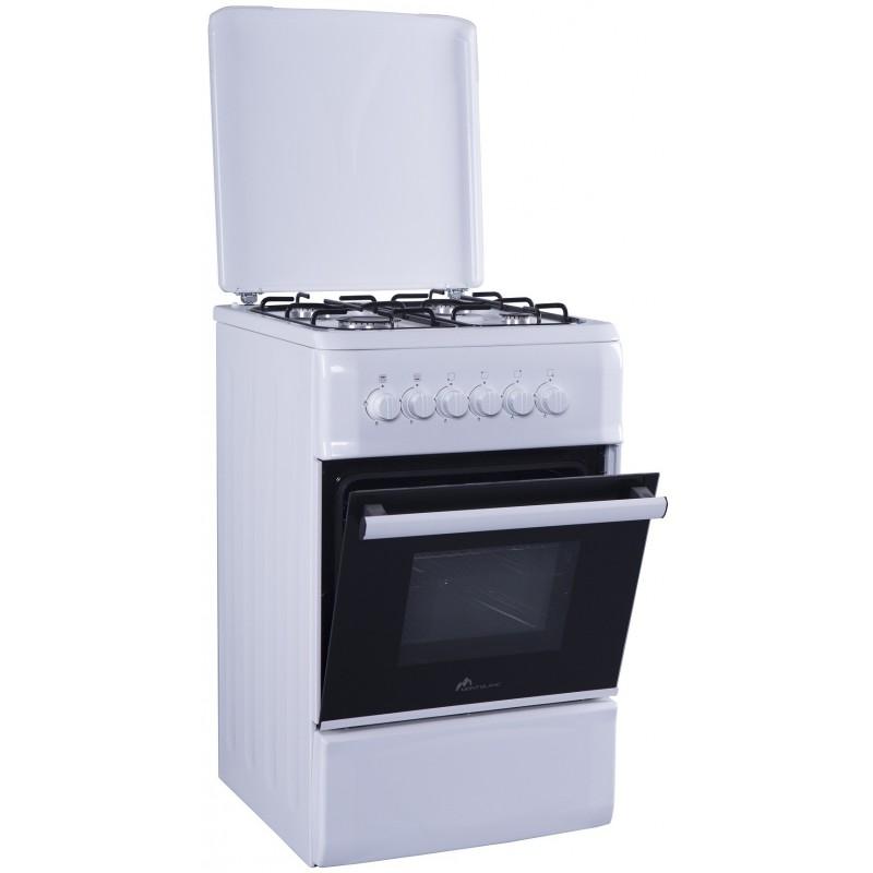 Cuisinière MontBlanc REB 5050 / Blanc