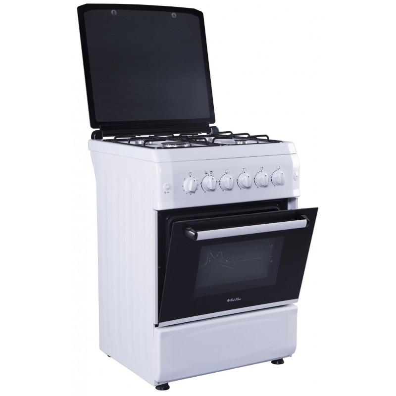Cuisinière MontBlanc REB 6060 / Blanc