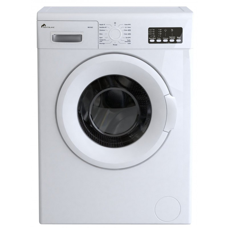 Machine à laver Automatique MontBlanc 5 Kg / Blanc